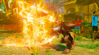 Dhalsim in Street Fighter 5 image #16