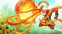 Dhalsim in Street Fighter 5 image #17