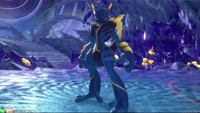 Dark Mewtwo Boss Pokken Tournament image #3