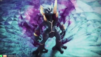 Dark Mewtwo Boss Pokken Tournament image #5