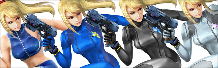 Over 400 images of Super Smash Bros. 4 high resolution costumes and alt. colors