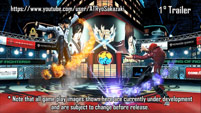 King of Fighters 14 graphics / char select image #1