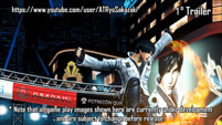 King of Fighters 14 graphics / char select image #3