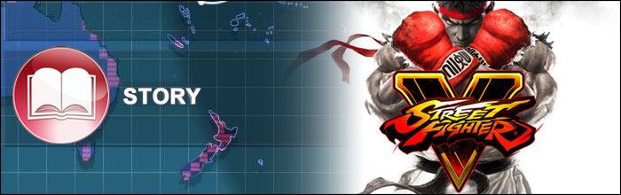 Ono implies Street Fighter 5's story mode will be heavily improved, when asked about character trials feels company will exceed expectations