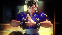 Chun-Li intro pose gallery of changes image #1