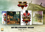 Street Fighter 5 steelbook edition image #1