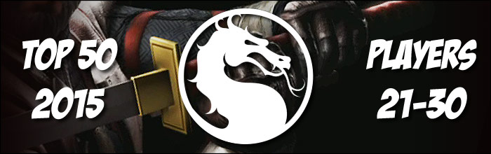 EventHubs 2015 top 50 Mortal Kombat X players 21-30 - the list gets Perfect, Pig, Kitana and more