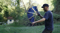 Kitana's fans built in real life by Man At Arms image #7