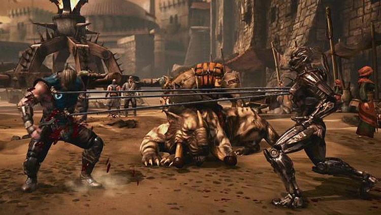 Канал: Хип-хоп - Видео - Mortal Kombat X: Mobile