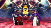 New characters in Blazblue: Central Fiction and Guilty Gear image #4