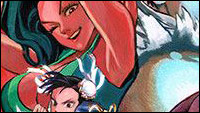 R. Mika gets in a work out and more alternative covers for Street Fighter 5 image #3