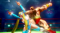 Street Fighter 5 cinematic story mode screenshots image #4