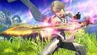 Corrin Super Smash Bros. 4 screen shots image #1