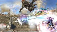 Corrin Super Smash Bros. 4 screen shots image #3
