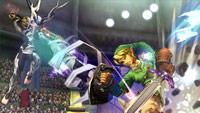 Corrin Super Smash Bros. 4 screen shots image #10