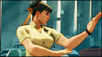 Street Fighter 5 alt. costume color gallery for Chun-Li, Cammy, R. Mika, Ryu and Rashid image #2