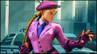 Street Fighter 5 alt. costume color gallery for Chun-Li, Cammy, R. Mika, Ryu and Rashid image #3