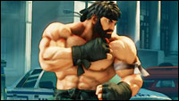 Street Fighter 5 alt. costume color gallery for Chun-Li, Cammy, R. Mika, Ryu and Rashid image #5