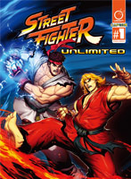 Street Fighter Unlimited preview image #4