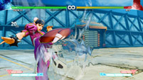 Street Fighter 5 review screenshots image #5