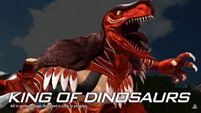 King of Dinosaurs and more revealed in King of Fighters 14 image #1
