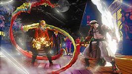 Koichi Sugiyama Street Fighter 5 story gallery image #2