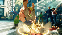 Alex in Street Fighter 5 image #3