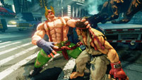 Alex in Street Fighter 5 image #4