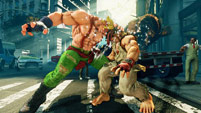 Alex in Street Fighter 5 image #5