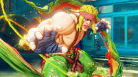 Alex in Street Fighter 5 image #11