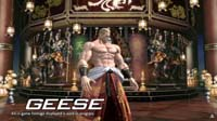 King of Fighters 14 Geese and Ryo Trailer image #1