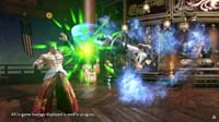 King of Fighters 14 Geese and Ryo Trailer image #2