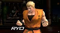 King of Fighters 14 Geese and Ryo Trailer image #4