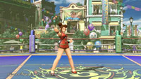 Mui Mui and Kukri King of Fighters 14 images image #1