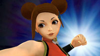 Mui Mui and Kukri King of Fighters 14 images image #3