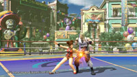 Mui Mui and Kukri King of Fighters 14 images image #4