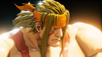 Classic Alex PC mod for Street Fighter 5 image #1