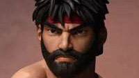 Hot, Evil, and Regular Ryu statues image #1
