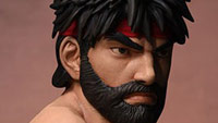 Hot, Evil, and Regular Ryu statues image #2