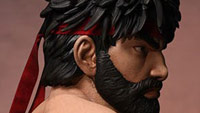 Hot, Evil, and Regular Ryu statues image #3