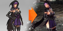 Dead or Alive 5 Last Round Halloween costume entries image #2