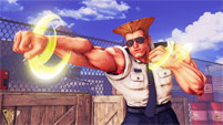 Guile in Street Fighter 5 image #1
