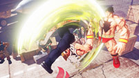 Guile in Street Fighter 5 image #4