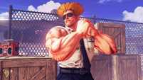 Guile in Street Fighter 5 image #11
