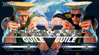 Guile's default and story costumes in SF5 image #1