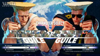 Guile's default and story costumes in SF5 image #2