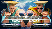 Guile's default and story costumes in SF5 image #4
