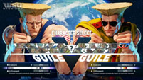 Guile's default and story costumes in SF5 image #5