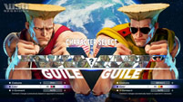 Guile's default and story costumes in SF5 image #6