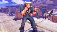 Guile Costume and Story Gallery image #1